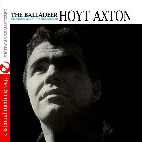 Hoyt Axton Balladeer Recorded Live At Th CD R Remastered
