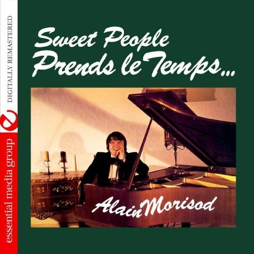 Alain Morisod Prends Le Temps CD R Remastered