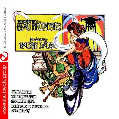 Beau Brummels Best Of The Beau Brummels CD R Remastered
