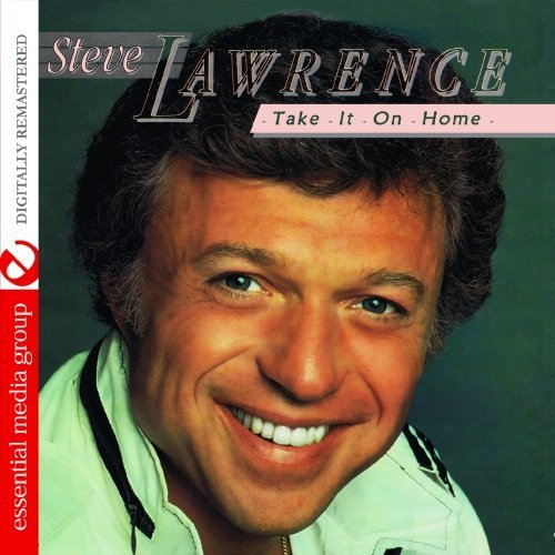 Steve Lawrence Take It On Home CD R Remastered
