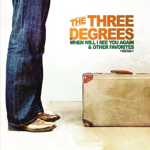 Three Degrees When Will I See You Again & Ot CD R Remastered