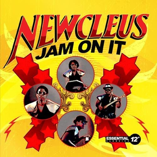 Newcleus Jam On It CD R