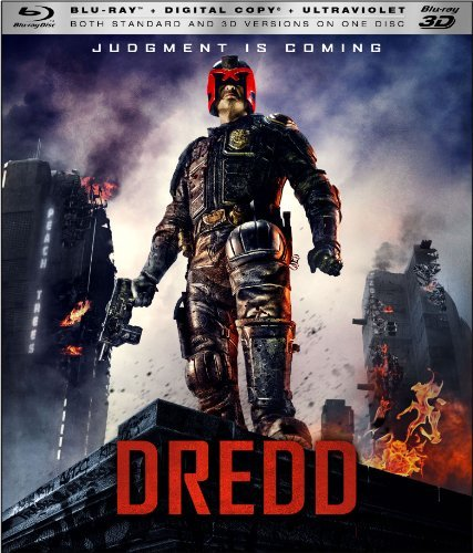 Dredd Urban Headey Thirby Blu Ray Ws 3d Urban Headey Thirby