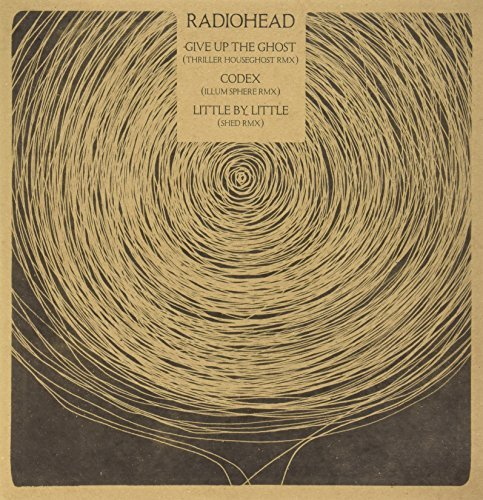 Radiohead Give Up The Ghost Codex Little
