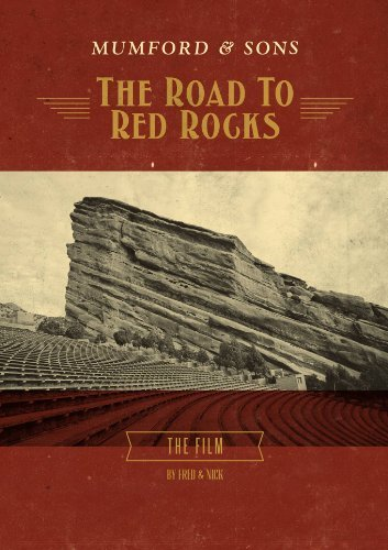 Mumford & Sons Road To Red Rocks Blu Ray Ws Nr