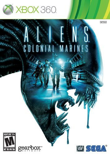 Xbox 360 Aliens Colonial Marines Sega Of America Inc. M