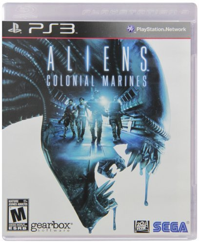 Ps3 Aliens Colonial Marines M