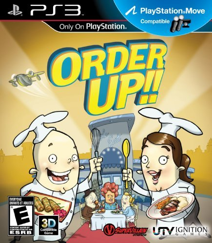 Ps3 Order Up!