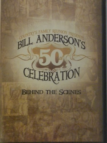Bill Anderson's 50th Celebration Behind The Scene