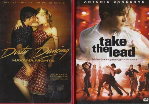 Antonio Banderas Take The Lead Dirty Dancing Havana Nights Danci