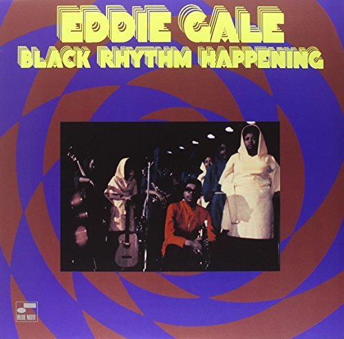 Eddie Gale Black Rhythm Happening