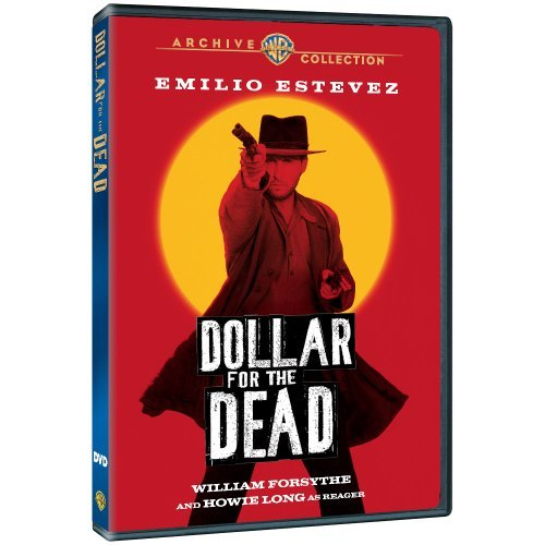 Dollar For The Dead (1998) Estevez Forsythe Made On Demand Nr