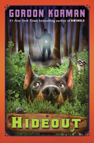 Gordon Korman Hideout (swindle #5)