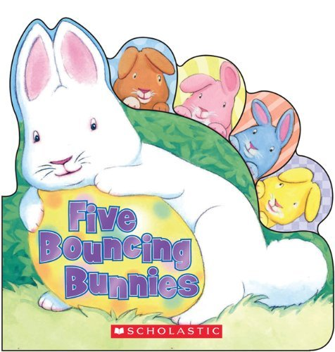 Lily Karr Five Bouncing Bunnies