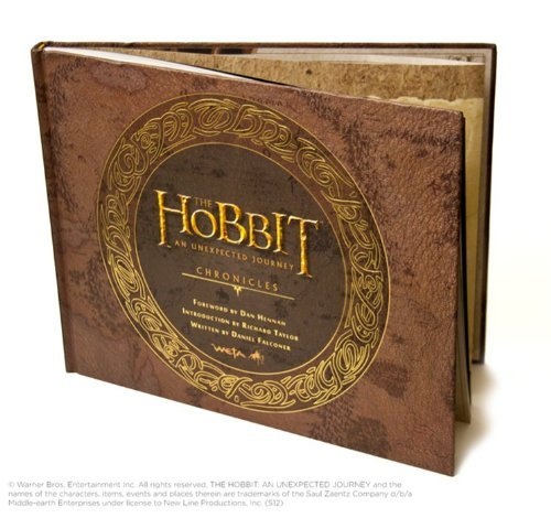 Daniel Falconer The Hobbit An Unexpected Journey Chronicles Art & Design