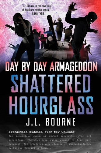 Bourne J. L. Shattered Hourglass