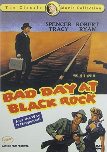 Bad Day At Black Rock (1955) Sturges Tracy Import Kor