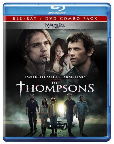 Thompsons Knauf Child Mckelheer Blu Ray Ws Nr Incl. DVD