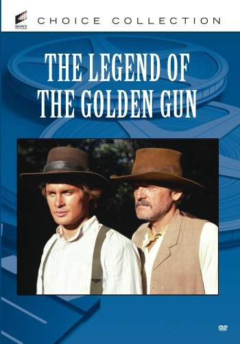 Legend Of The Golden Gun Dullea Davi Holbrook DVD Mod This Item Is Made On Demand Could Take 2 3 Weeks For Delivery