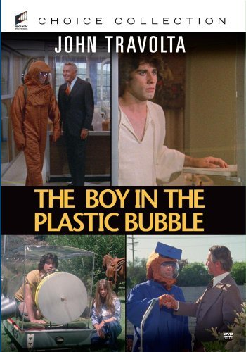 Boy In The Plastic Bubble Travolta O'connor Reed Made On Demand Nr
