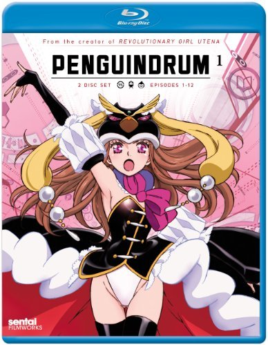 Penguin Drum Collection 1 Penguin Drum Blu Ray Jpn Lng Eng Sub Nr 2 Br
