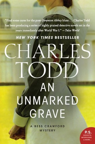 Charles Todd An Unmarked Grave