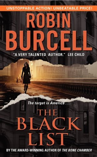 Robin Burcell The Black List