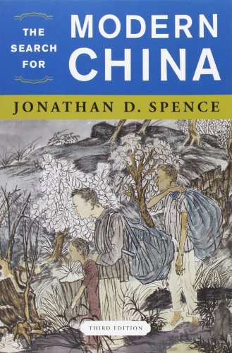 Jonathan D. Spence The Search For Modern China 0003 Edition;