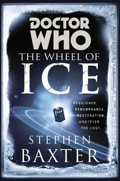 Stephen Baxter Doctor Who The Wheel Of Ice New