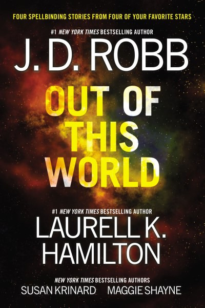 J. D. Robb Out Of This World