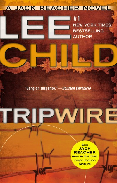 Lee Child Tripwire
