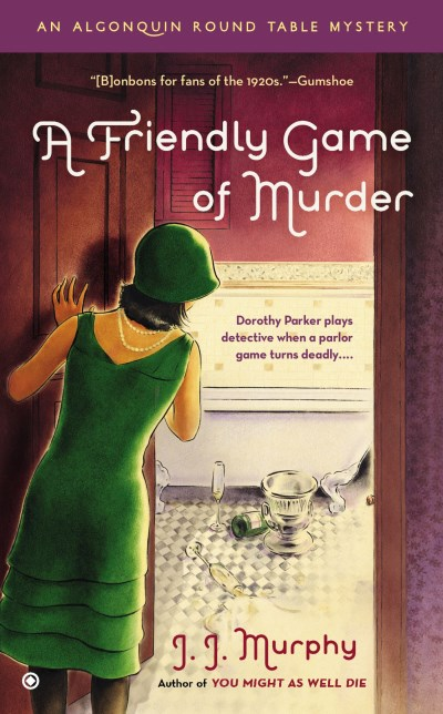 J. J. Murphy A Friendly Game Of Murder