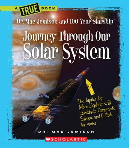 Mae Jemison Journey Through Our Solar System