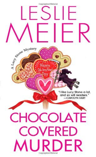 Leslie Meier Chocolate Covered Murder