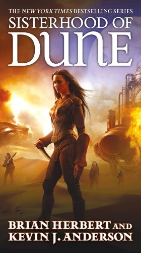 Brian Herbert Sisterhood Of Dune