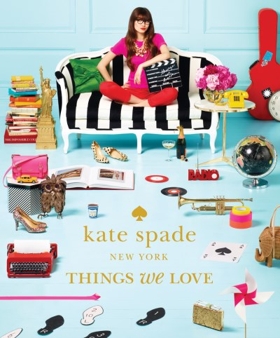 Kate Spade New York Kate Spade New York Things We Love Twenty Years Of Inspiration Intr