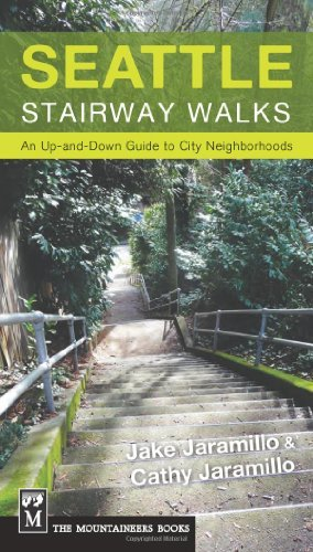 Jake Jaramillo Seattle Stairway Walks An Up And Down Guide To City Neighborhoods