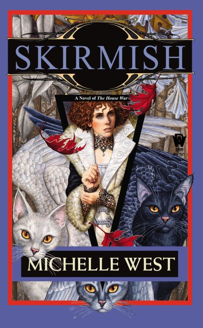 Michelle West Skirmish