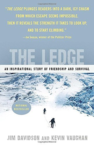 Jim Davidson The Ledge An Inspirational Story Of Friendship And Survival