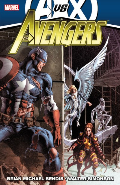 Brian Michael Bendis The Avengers Volume 4