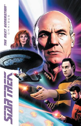 David Tischman Star Trek The Next Generation Omnibus