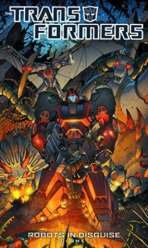 John Barber Transformers Robots In Disguise Volume 2