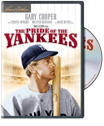 Pride Of The Yankees Cooper Gary Nr