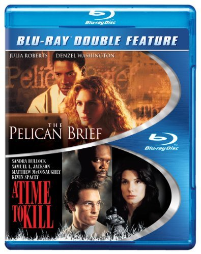Pelican Brief Time To Kill Pelican Brief Time To Kill Blu Ray Ws Nr