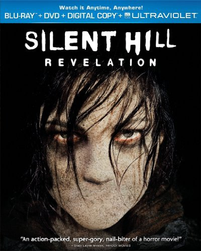 Silent Hill Revelation Clemens Bean Blu Ray Ws R Incl. DVD