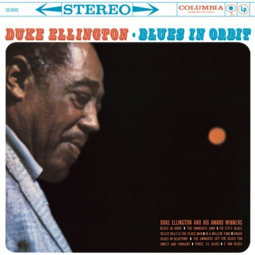 Duke Ellington Blues In Orbit 180gm Vinyl