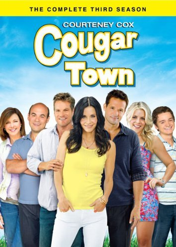 Cougar Town Season 3 DVD