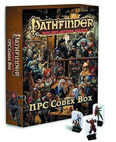 Pathfinder Rpg Npc Codex Box