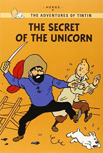 Herge The Secret Of The Unicorn