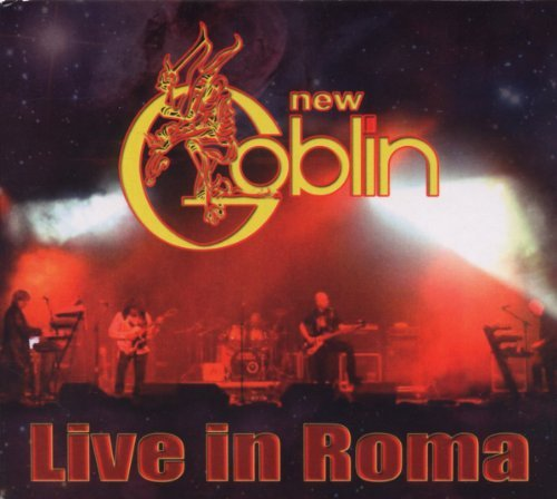 New Goblin Live In Roma Import Ita 2 CD